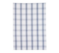 Kitchen Craft Set of 2 Blue Flat Woven Tea Towels
