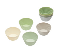Colourworks Classics Non-Stick Mini Cake Cases
