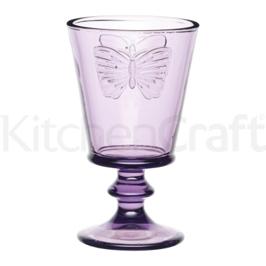 Coolmovers Butterfly Lane Wine Glass