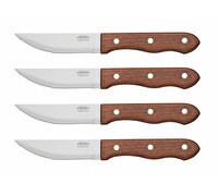 Artesà Stainless Steel Steak Knife Set