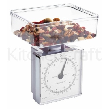 Kitchen Craft Heavy Duty Scales 5kg