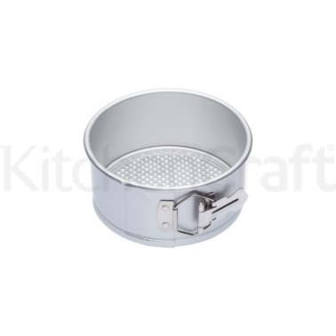 Master Class Silver Anodised 15.5cm Spring Form Cake Pan