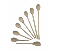 KitchenCraft Beech Wood 35cm Spoon