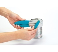 Colourworks Blue Can Opener with Soft Touch Handle