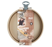 Paul Hollywood Non-Stick 18cm Sandwich Cake Tin