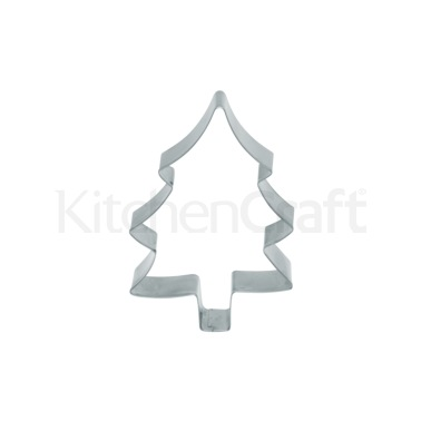 KitchenCraft 12.5cm Christmas Tree Cookie Cutter