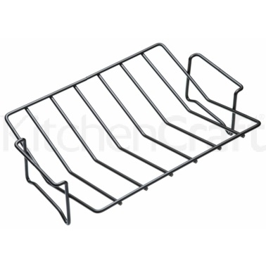 KitchenCraft Non-Stick 30cm x 21cm Roasting Rack