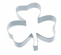 Kitchen Craft 12.5cm Irish Shamrock Cookie Cutter