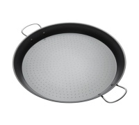 KitchenCraft World of Flavours Mediterranean 46cm Paella Pan