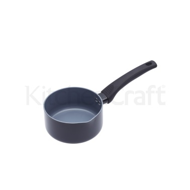 MasterClass Ceramic Non-Stick Induction Ready 14cm Milk Pan
