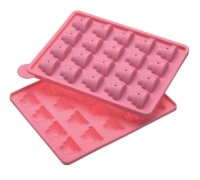 Sweetly Does It 20 Hole Silicone Celebration Cake Pop Mould