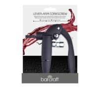 BarCraft Lever-Arm Corkscrew