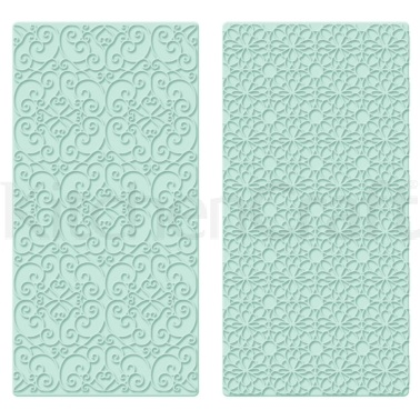 Sweetly Does It Scroll & Geometric Easy Press Embossers