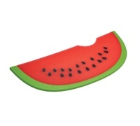 Kitchen Craft Melon Shaped Cut & Serve Reversible Board
