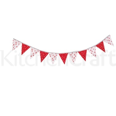 Winter Woodland Festive Bunting