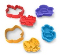 Fred Tough Cookies Cookie Cutters