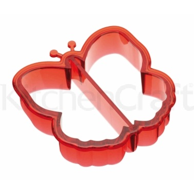 Let's Make Butterfly Shaped Sandwich Cutter