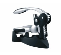 Bar Craft Deluxe Lever-Arm Corkscrew Gift Set