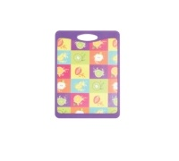 Kitchen Craft Small Fruit Design Cut & Serve Reversible Board