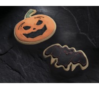 Spookily Does It Halloween Bat 3D Cookie Cutter