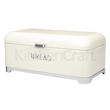 Lovello Cream Bread Bin