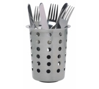 Kitchen Craft Stainless Steel Cutlery Holder