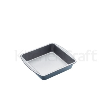 KitchenCraft Non-Stick 20cm Square Bake Pan