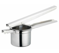 Master Class Deluxe Stainless Steel Potato Ricer and Juice Press