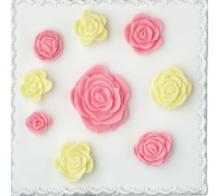 Sweetly Does It Roses Silicone Fondant Mould