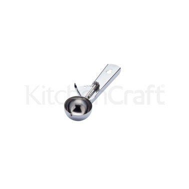 KitchenCraft Metal Ice Cream Scoop