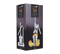MasterClass Deluxe Chrome Plated Lever-Arm Juicer