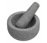 Master Class Granite Mortar & Pestle