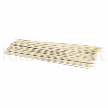 KitchenCraft 30cm Bamboo Skewers