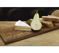 Master Class Appetiser Acacia Wood Serving Plank / Baguette Board