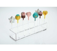 Sweetly Does It Acrylic Cake Pop Stand