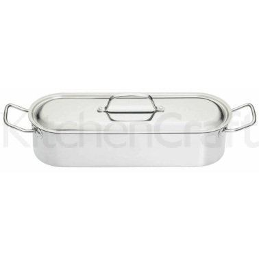 Kitchen Craft Stainless Steel 45cm (18