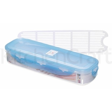 Pure Seal Rectangular 1 Litre Storage Container