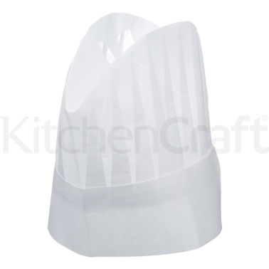 KitchenCraft Paper Chefs Hats
