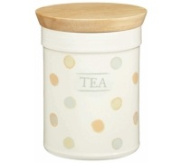 Classic Collection Ceramic Tea Storage Jar