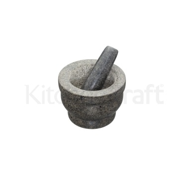 Artesà Granite Mortar & Pestle