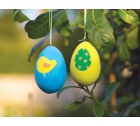 Hoppity Does It Paint Your Own Decorative Easter Eggs