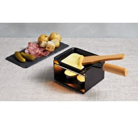 Artesà Raclette Pan with Burner Stand
