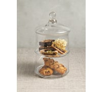 Artesà Appetiser Glass Two Tier Storage Jar