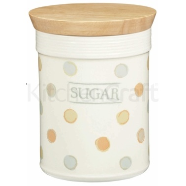 Classic Collection Ceramic Sugar Storage Jar
