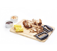 KitchenCraft Pulled Pork Meat Shredder Claws (Set of 2)