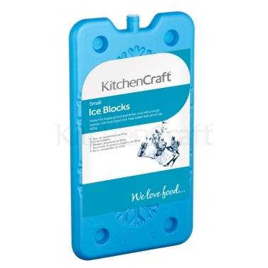 KitchenCraft Small Freezer Ice Block