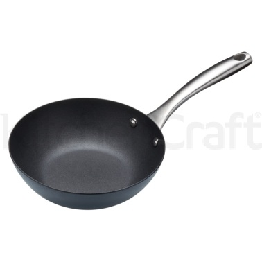 Master Class Professional Induction Ready 20cm Wok