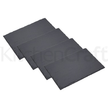 Master Class Appetiser Slate Placemats