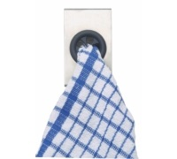 KitchenCraft Stainless Steel Towel Holder