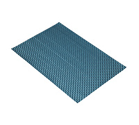 KitchenCraft Woven Turquoise Weave Placemat